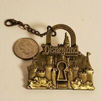 Annual Passholder Pin 2012 Unlock Magic Disneyland Sleeping Beauty Castle LOCK