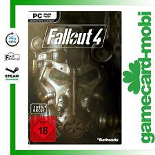 Fallout 4 PC Key Game Standard Version - Steam Download Key Code EU