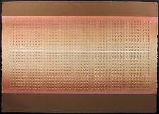"Paul Maxwell ""#612B Pointil"" Signed #ed Fine art Collograph Artwork MAKE OFFER"