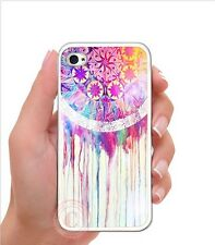 Vintage Indian Dream Catcher Case - Rubber Silicone Case For iPhone 6S 6 SE 5 5C