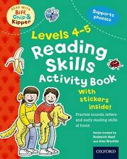Oxford Reading Tree Read with Biff, Chip, and Kipper: Levels 4-5: Reading Skills