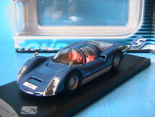 PORSCHE 906 CARRERA 6 1965 BLEU SOLIDO 1/43 BLUE 1:43 GERMANY CAR WAGEN DIE CAST