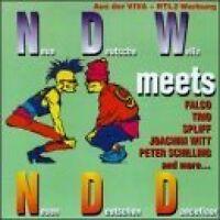 NDW meets NDD (1995, #zy55026) Falco, Jawoll, Joachim Witt, Peter Schilli.. [CD]