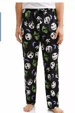 Nightmare Before Christmas Sleep Lounge Pajama PJ Pants Mens Size XL XLarge New