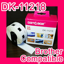 20x Compatible Brother DK-11218 Round Label Diameter: 24mm