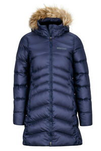 New Marmot Women's Montreal Coat Midnight Navy Size M 78570