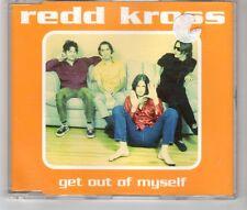 (HJ224) Redd Kross, Get Out Of Myself - 1997 DJ CD