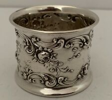 AMERICAN ART NOUVEAU GORHAM STERLING CHANTILLY ? SMALL CUP ROSES MADE IN 1900