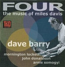 Dave Barry - Four The Music of Miles Davis [CD]