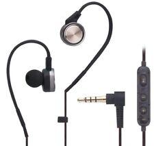 Verbatim Vs1 In-Ear Headphones with Over-Ear Hooks In-Line Control Outdoor Sport