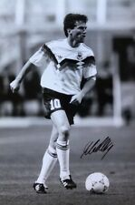 Germany Lothar Matthaus Original Hand Signed Photo 30x20cm With COA.