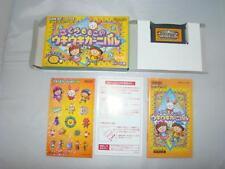 Gameboy Advance GBA Sakura Momoko no Ukiuki Carnival Japan Import NTSC-J CIB