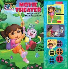 Dora the Explorer Movie Theater Storybook and Movie Projector®, Nickelodeon Dora
