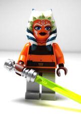 Lego Star Wars Figur Ahsoka Tano 7751 8037 7675 8098 7680 passt 75013 75049