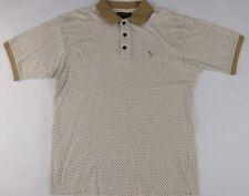 Bert Pulitzer Men's  Collectors Edition Short Sleeve Golf Polo Shirt Size Medium
