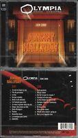 DOUBLE CD 24 TITRES JOHNNY HALLYDAY LIVE OLYMPIA JUIN 2000 NEUF SCELLE 2016