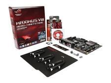ASUS ROG MAXIMUS VIII HERO/Whetstone LGA1151 DP HDMI M.2 U.2 USB 3.1 Z170 ATX MB