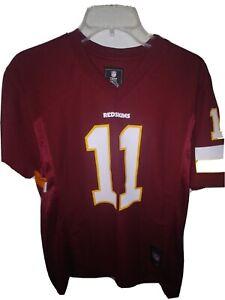 NFL Washington Redskins Alex Smith #11 Jersey Size Youth Large 14/16