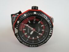 Invicta Reserve Automatic Sea Monster Men's Watch Black Red 52mm SW200 23031