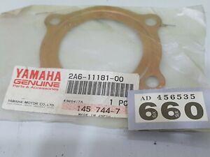 Genuine Yamaha Cylinder Head Gasket for DT125 DT 125 1989-2003 2A6-11181-00