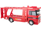 WELLY Boys Kids Car Truck Toy Transporter Mercedes Benz Red Legler Age 5 Years+