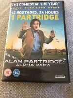 Alan Partridge - Alpha Papa (DVD, 2013) New And Sealed
