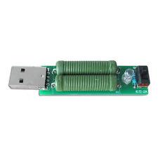 1Pcs USB Load Resistance Power Resistors Mobile Power Aging Resistance NEW C