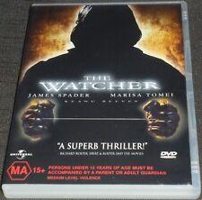 THE WATCHER DVD REGION 4 (JAMES SPADER, MARISA TOMEI)
