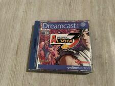 Street Fighter Alpha 3 Sega Dreamcast