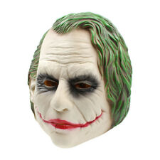 Joker Batman Clown Mask Adult Latex Mask for Cosplay Costume Party Halloween Hot