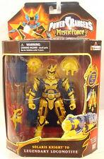 Power Rangers Mystic Force Mega Morphin Solaris Knight To Legendary Locomotive