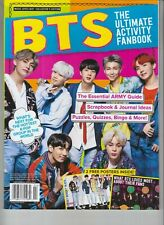 BTS The Ultimate Activity Fanbook Army Guide  2 Free Posters 2019 NEW