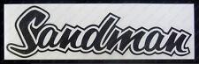 HQ, HJ Sandman Pillar Decal Sticker - Holden. ****SCREEN PRINTED****