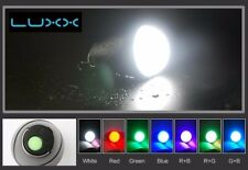 LUXX Remote camping, fishing rechargeable RGB multi colour IP67 waterproof light
