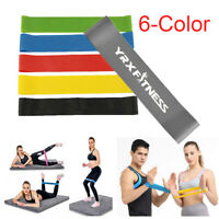 RESISTANCE BANDS LOOP Exercise Yoga Training Elastic Fitness Gym Workout Newest