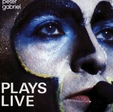 Peter Gabriel Plays live (1983)  [2 CD]