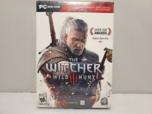 The Witcher 3 Wild Hunt (PC / DVD-ROM) NEW