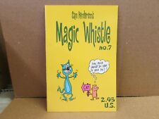 Sam Hendersons MAGIC WHISTLE  Vol 2 No. 7  Alternative Comics 2002