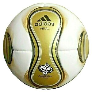 Adidas Teamgeist 2006 Final Soccer Match Ball FIFA Worldcup Germany Size 5 -Sial