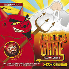 Old Harry's Game Series 5 by Andy Hamilton (CD-Audio, 2007) AUDIOBOOK CD