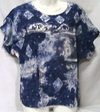 Tee-shirt FROGGY, 100% Viscose,  Taille 38/40.