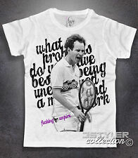Mens T-SHIRT JOHN MCENROE vs arbitrators fucking Umpire Wimbledon Tennis amazink