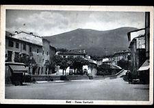 BUTI (ITALIE) COMMERCES animés , Piazza GARIBALDI en 1950