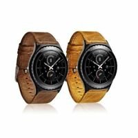 New Retro Real Genuine Leather Watch Band for Moto 360 2nd Gen Man 42mm or 46mm