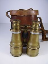1 WK Fernglas mit Köcher W.H.Whisson 1916 H