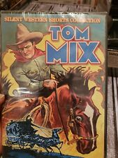 Tom Mix: Silent Western Shorts Collection NEW DVD