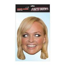 ** SPICE GIRLS EMMA BUNTON PARTY MASK FANCY DRESS NEW ** LADIES MENS CHILD
