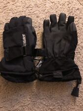 Swany Women's Ski Snowboard Gloves Color Black Size Large