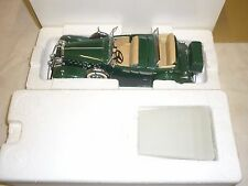 Danbury mint  1932 Cadillac V16 Sports Phaeton, no paperwork,  Boxed, ( NMB )