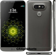 LG G5 H820 - 32GB - Titan (AT&T)ANY GSM CARRIER Factory Unlocked Smartphone 8/10